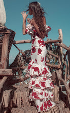 Load image into Gallery viewer, Valencia Amo Couture Floral Dress