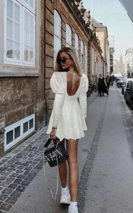 Jesebella Amo Couture White Dress