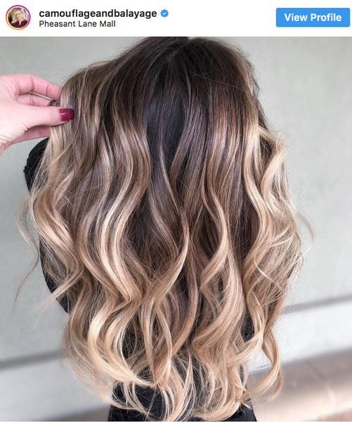 Dark Blonde shades you need to know in 2019! | viva la blonde Perth  3