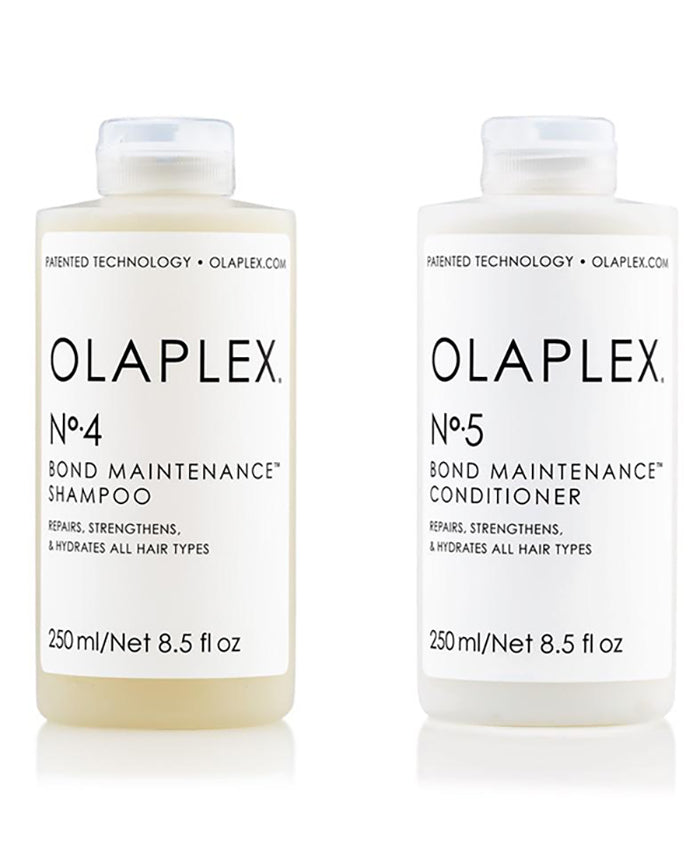 Olaplex Twin Pack Shampoo and Conditioner viva la blonde hair maintenance