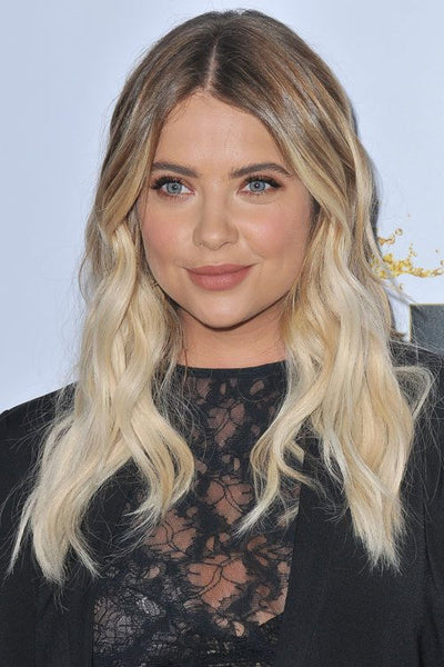 Ashley Benson celebrity Hair secret | viva la blonde
