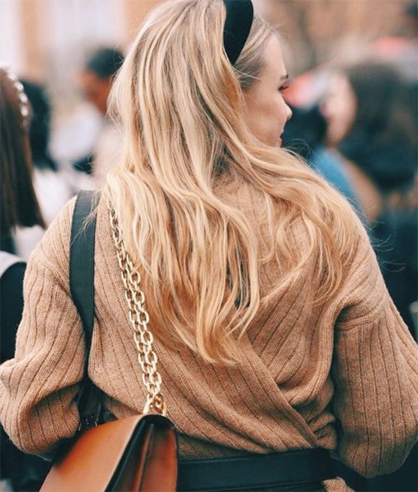 Headband Trend | viva la blonde Perth