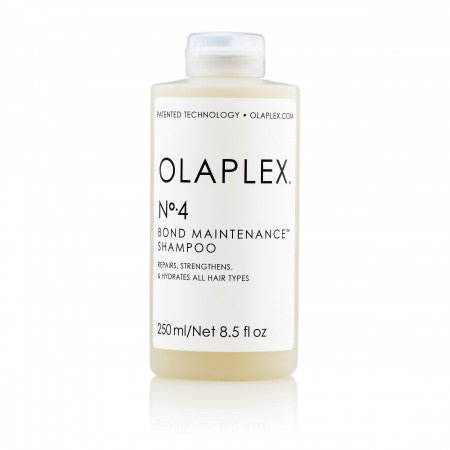 OLAPLEX No.4 Bond Maintenance conditoner repairs, strengthens and hydrates all hair types available at Viva La Blonde
