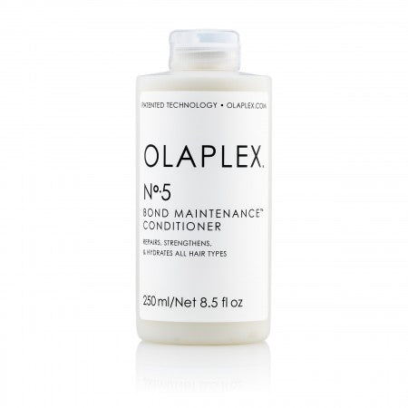 OLAPLEX No.5 Bond Maintenance Conditioner repairs, strengthens and hydrates all hair types available at Viva La Blonde