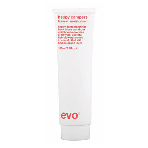 Evo Happy Campers leave-in-moisturiser on whitebackground available at Viva La Blonde