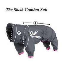 Hurtta Slush Combat Suit Dog Measurements
