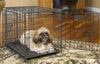 Triple Door Wire Dog Crate by Midwest Select
