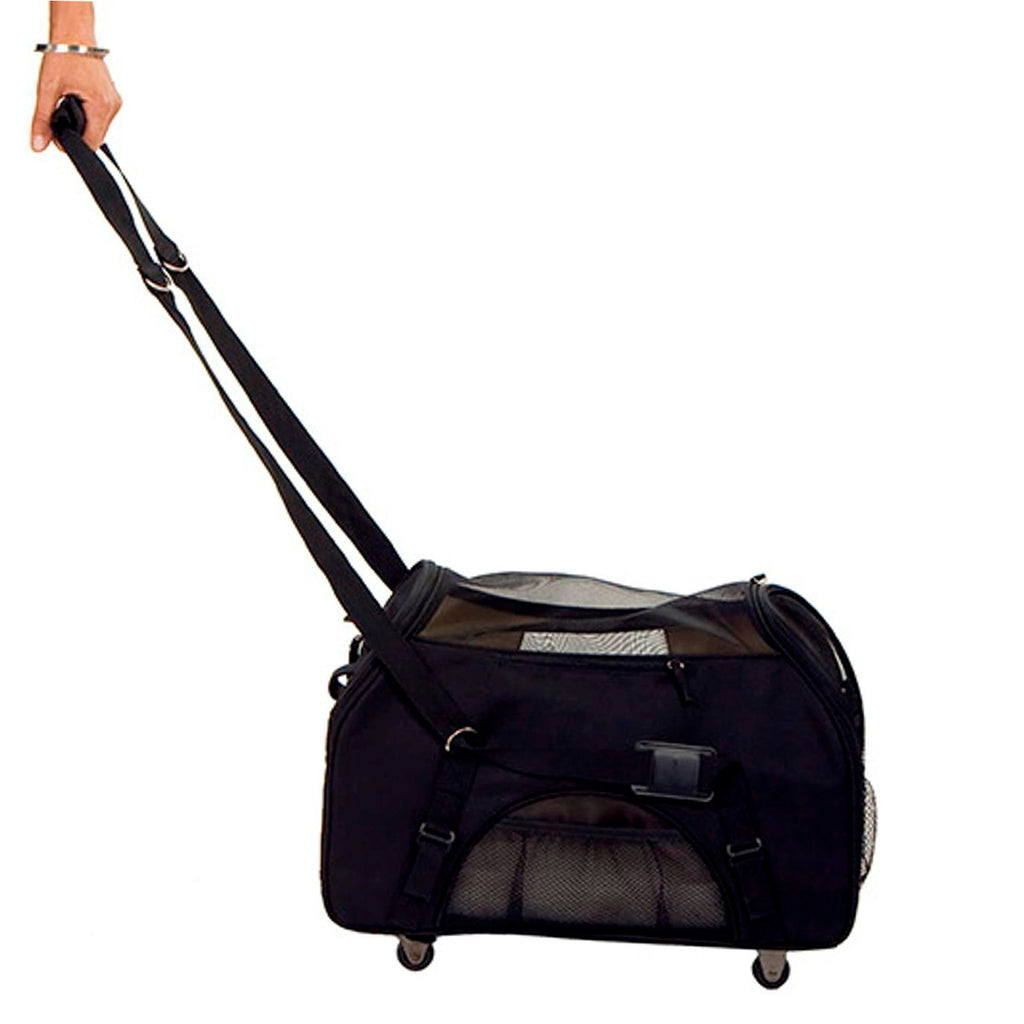 Pet Carrier Wheeled Pet Carrier Airline Approved