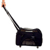 Wheeled Comfort Dog Carrier is Airline Approved by Bergan