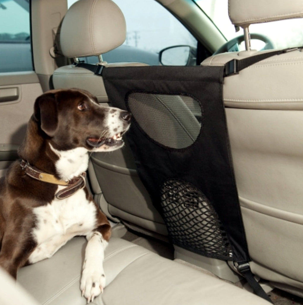 Bergan Pet Travel Barrier for Front Seats