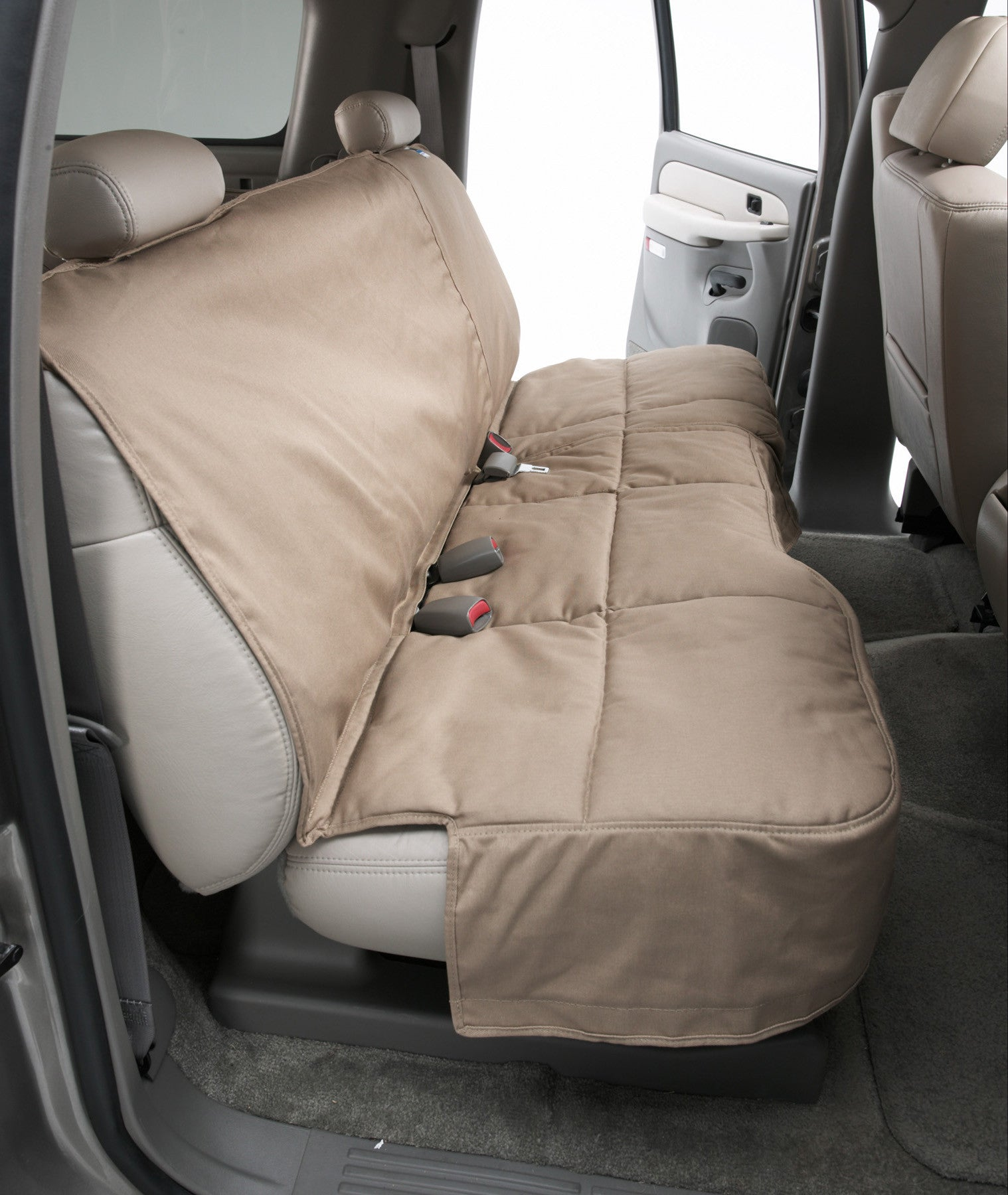 Canine Covers Custom Rear Seat Protector For Dogs Dog Cover Bench