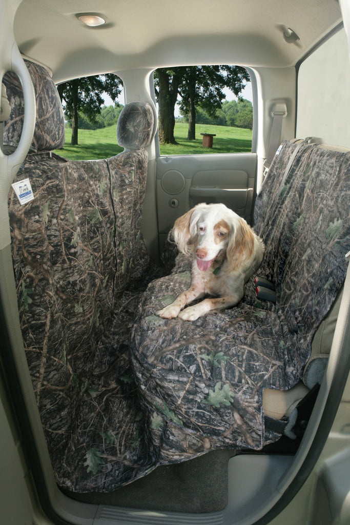 Canine Covers Rear Bench Seat Cover for Dogs
