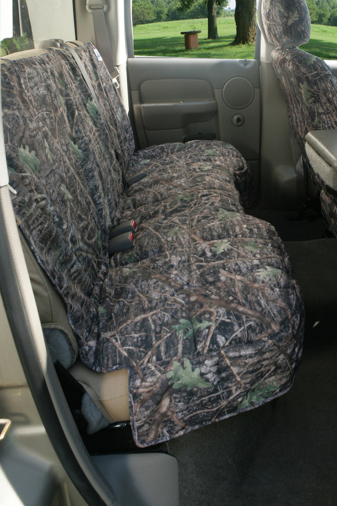 Canine Covers Camo Dog Seat Cover