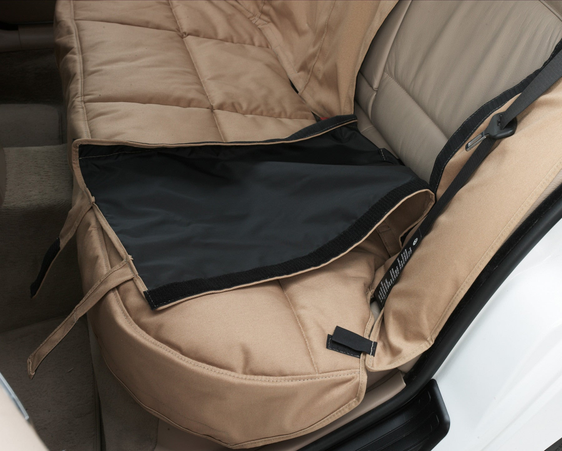 Car craft seat covers -  Covercraft Canine Covers Custom Rear Seat Cover