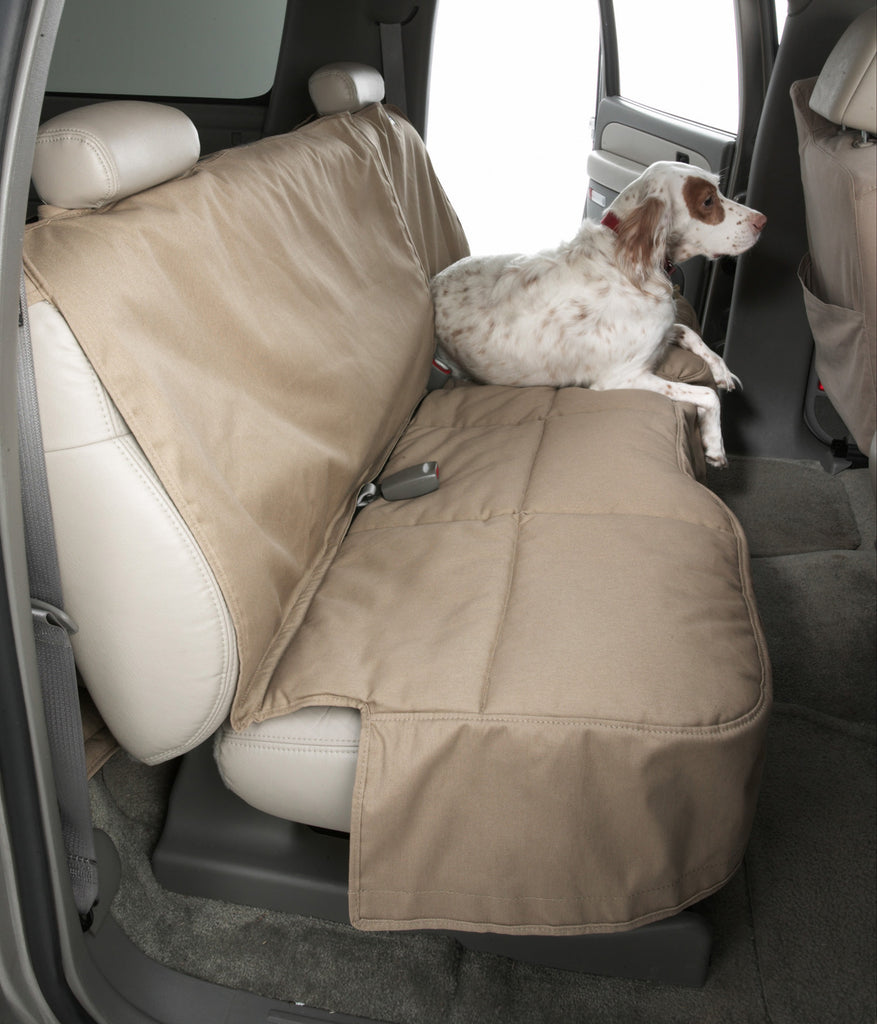 Canine Covers Custom Rear Seat Protector for Dogs