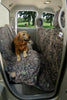 Canine Covers Rear Seat Protector in Camo for Dogs