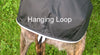 Hanging Loop on Great White North Dog Coat for Cold Winters