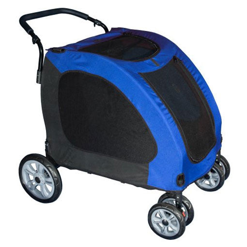 Pet Gear Expedition Dog Stroller in Blue Sky