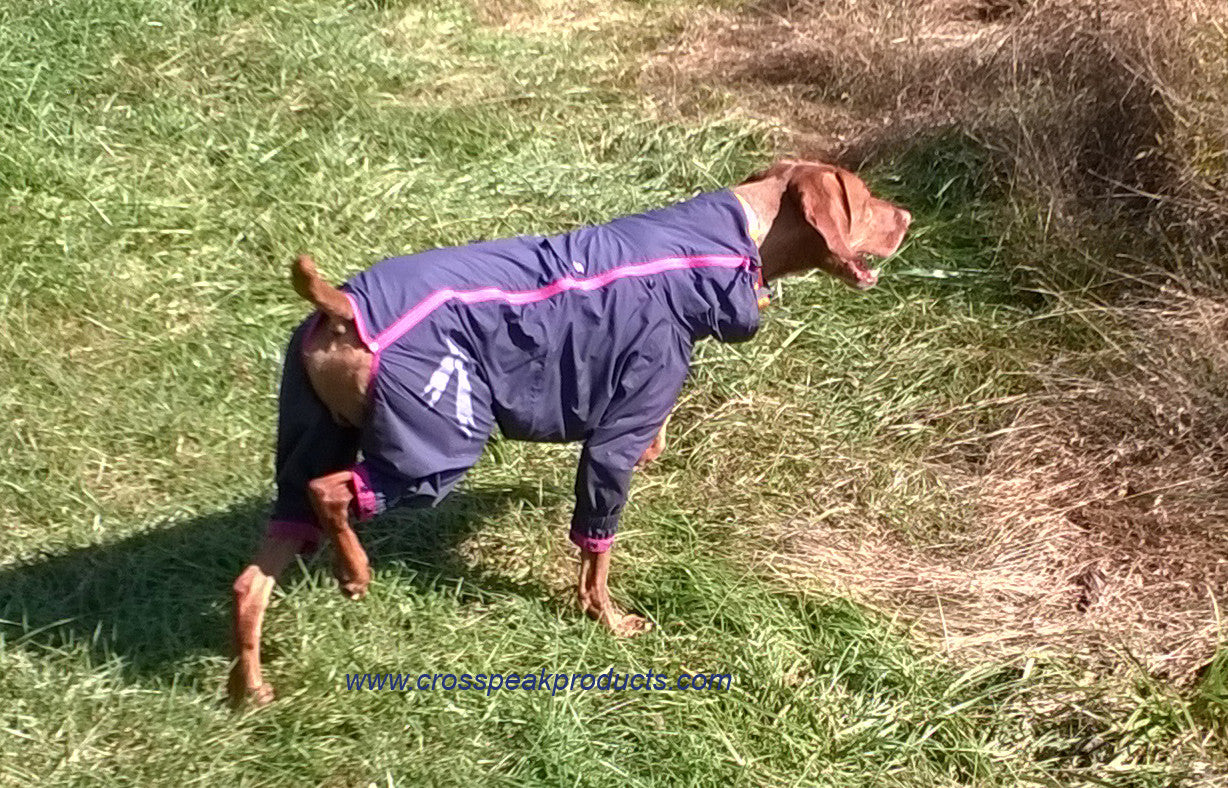 Hurtta Slush Combat Suit Dog Rain Coat