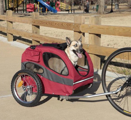 Houndabout Dog Bicycle Trailer