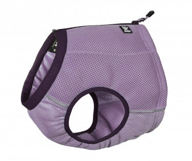 hurtta america dog cooling vest in lilac