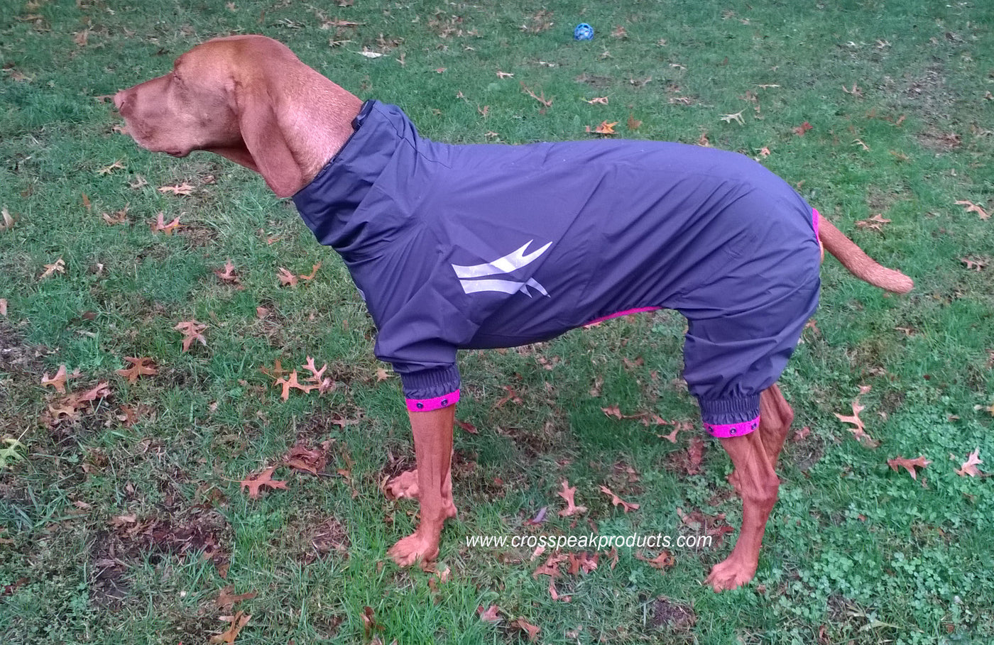 Full Body Dog Raincoat by Hurtta