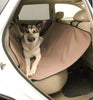 K&H Vehicle Hammock Seat Cover for Traveling With Dogs in Tan