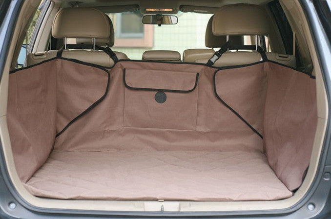 K&H SUV Quilted Cargo Cover for Dogs, Pets & Gear