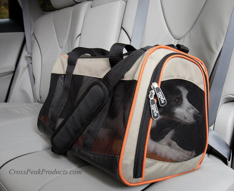 Traveling with Dogs Using Dog Car Seat