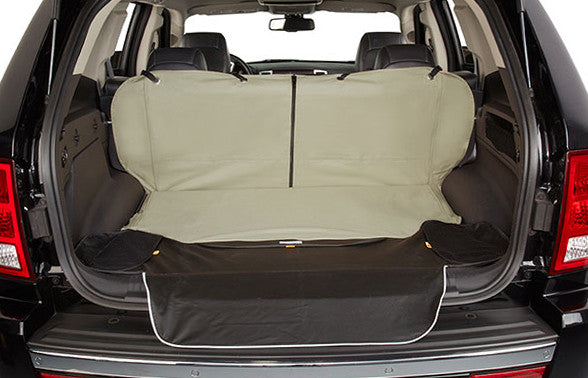 Kurgo Van & SUV Cargo Cover Protects Vehicle from Dogs & Dirt