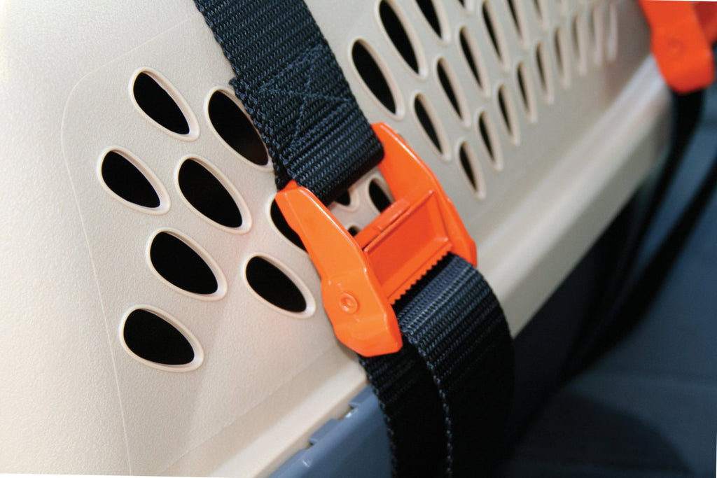 Zoom of Kurgo Dog Carrier Restraint Straps