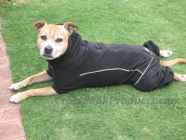 fleece coat for dogs by Hurtta