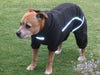 hurtta microfleece jumpsuit winter dog coat