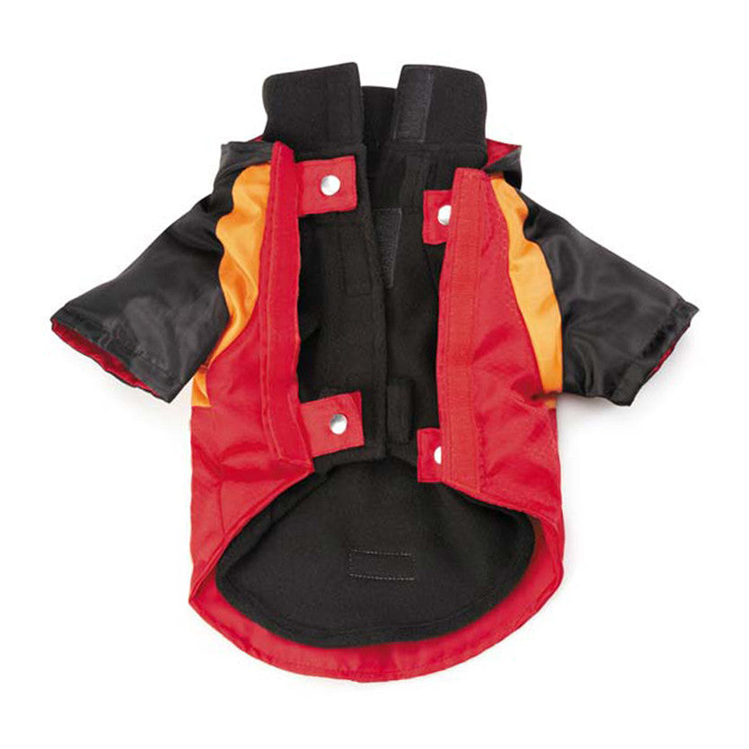 Kong 3-in-1 Dog Jacket Underside