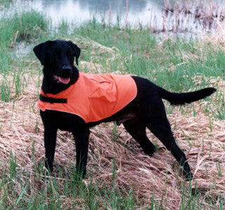 Mendota Blaze Orange Hunting Vest for Pointers & Field Dogs