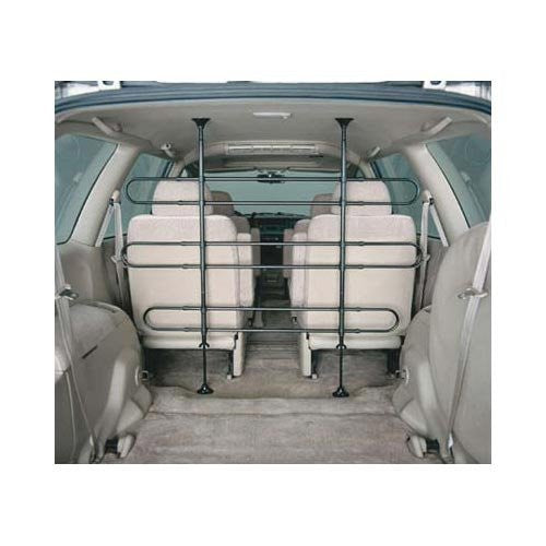 Midwest 6 Bar Tubular Vehicle Pet Barrier for Dogs