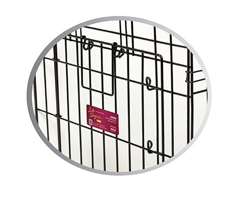 Midwest Life Stages ACE Wire Dog Crate with Two Doors