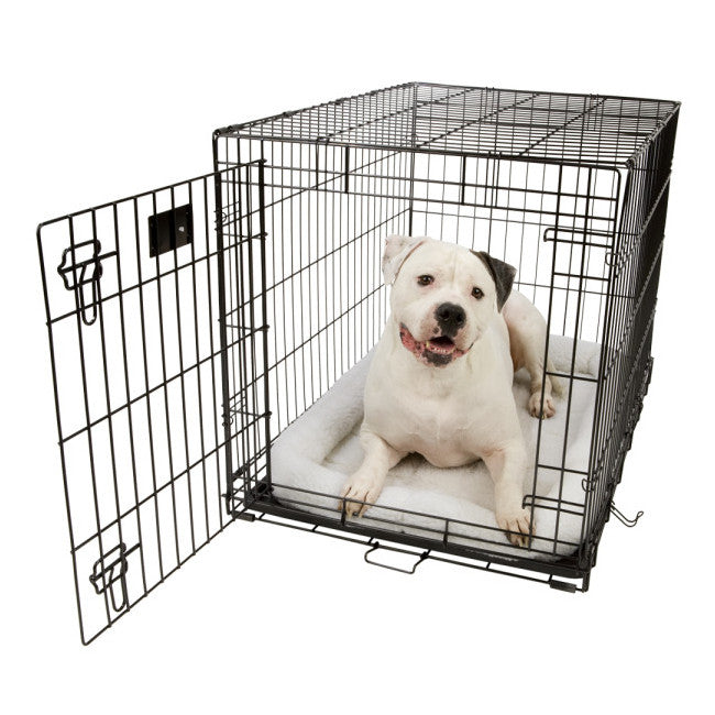 life stages wire dog crate by midwest