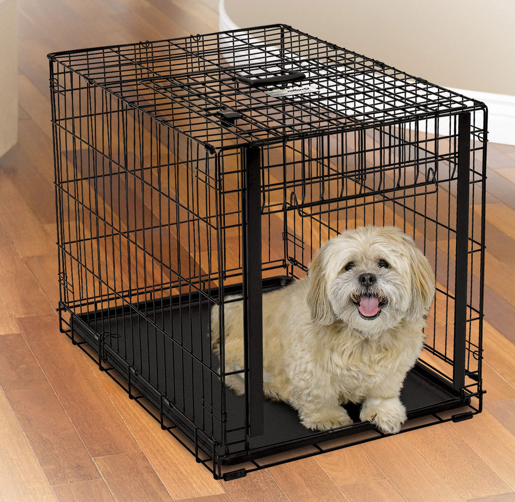 Midwest Pet Crate with Ovation Single Up & Away Door Series