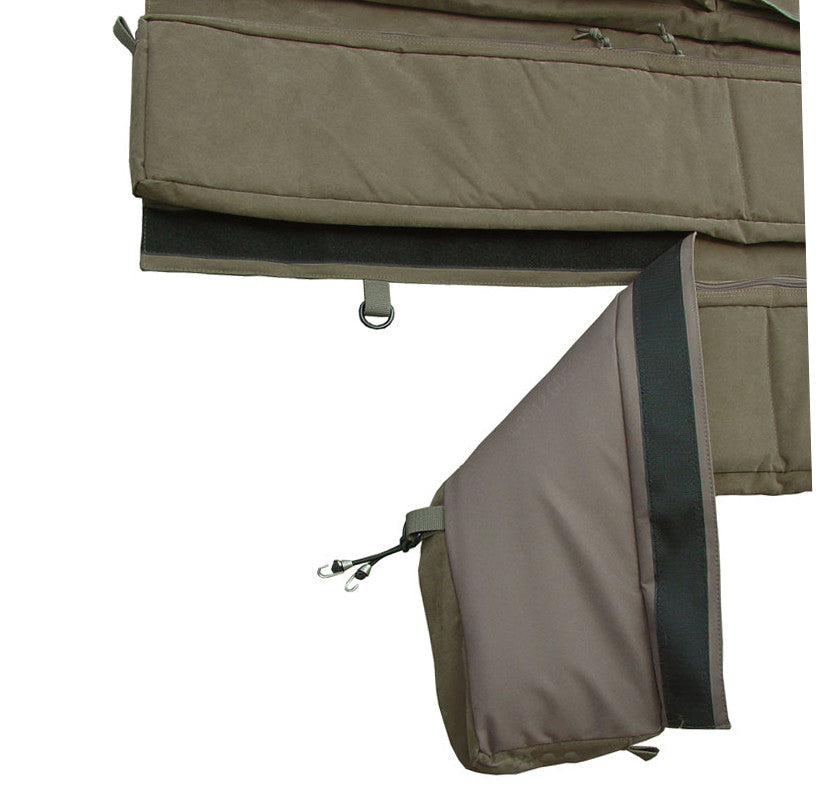 Detachable Gun Case on Mud River Truck Seat Organizer