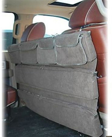Mud River Truck Seat Organizer for Dog Training Supplies & Hunting Gear