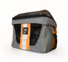 Orange Small Dog Bicycle Carrier