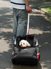 Dainty Wheeled Dog Carrier for Pets