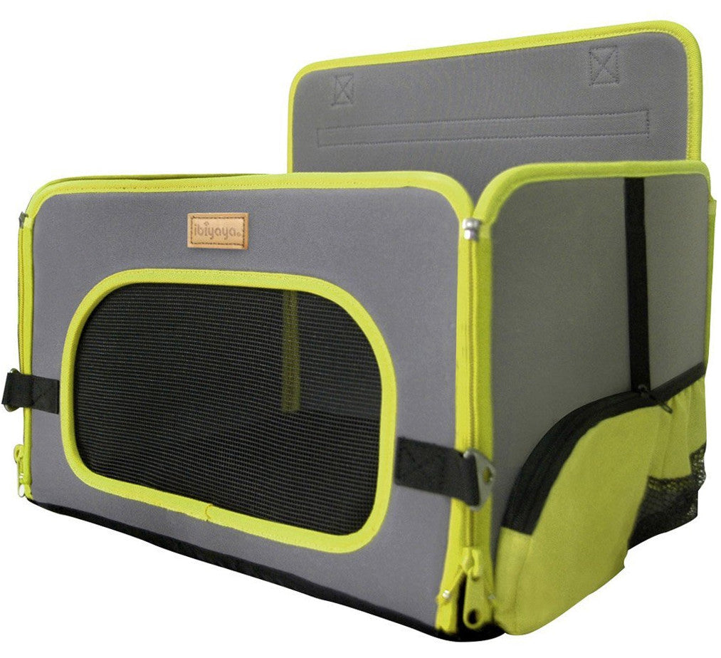 PetZip Lookout Small Dog Car Seat for Vehicle