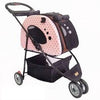PetZip Mochi Dog Stroller, Pet Carrier, Car Seat All-In-One