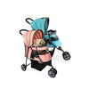 PetZip I-Cute Pet Buggy Jogger Stroller for Running with Dogs