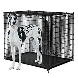 Midwest Solution Series Ginormus Double Door Extra Large Dog Crate