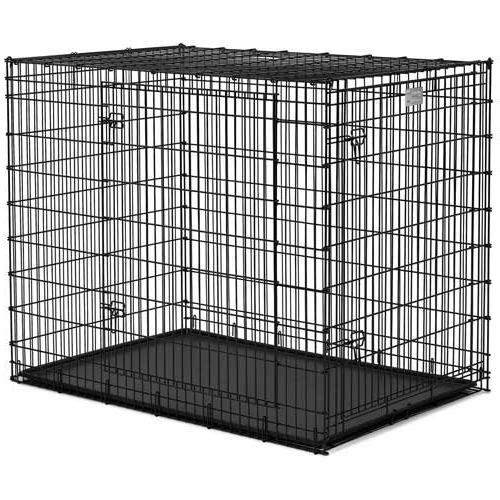 ... Solution Series Ginormus Double Door Dog Crate U0026 Kennel By Midwest