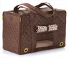 Sherpa Pet Leopard Lined Small Dog Carrier