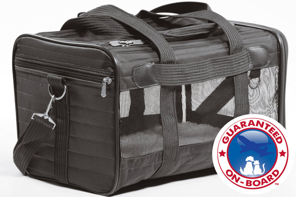 Sherpa Pet Original Deluxe Airline Approved Pet & Dog Carrier & Car Seat
